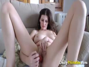 Weelderige pornografische stervrouw sabrina diep spuitend