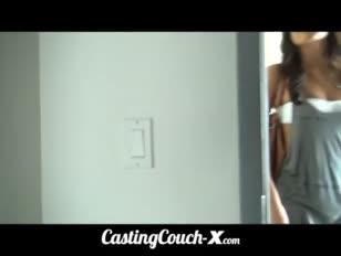 Castingcouch-x domme mega-slet porno-auditie
