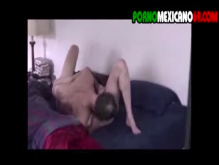 Mexicana peluda se mete con su vecino